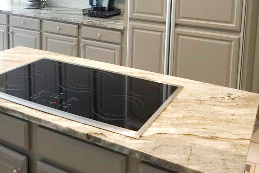Marble Cooktop